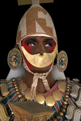 Peruvian culture - Ancient warrior