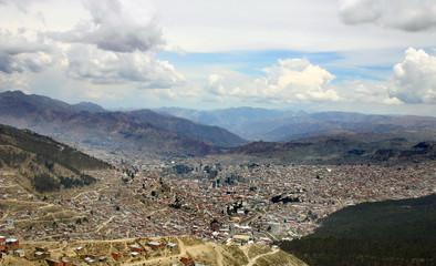 Lima, Bolivia
