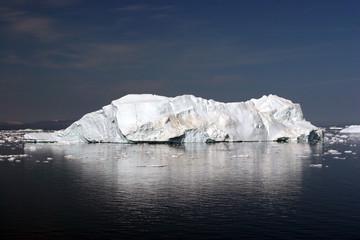 Iceberg in the Disco Bay, Ilulissat, Greenland