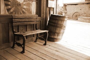 vintage USA barrels