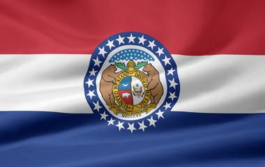 Missouri Flagge
