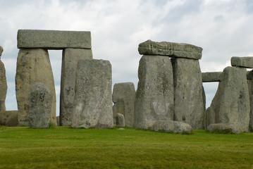 site neolithique de STONENGE, uk