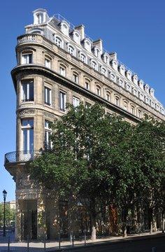 bordeaux,un  immeuble des allées Tourny