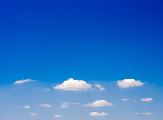 Sky and clouds landscape