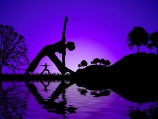 yoga reflect