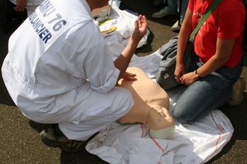 cours de premiers secours