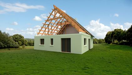 Maison construction 06