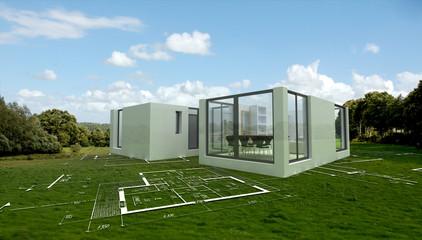 Maison construction 03