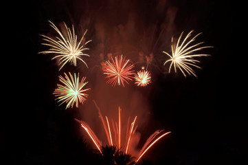 Big firework