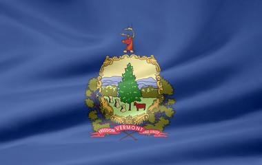 Vermont Flagge