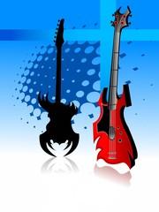 beautiful guitars
