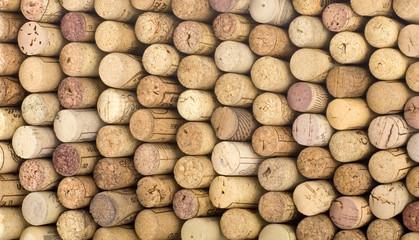Cork of vine