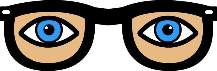 Glasses & Eyes