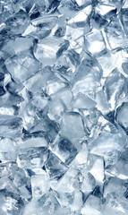 Fototapete - ice