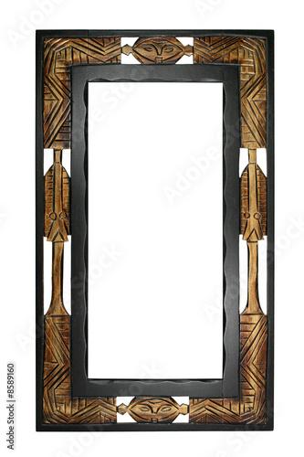 cadre africain photo libre de droits sur la banque d 39 images image 8589160. Black Bedroom Furniture Sets. Home Design Ideas