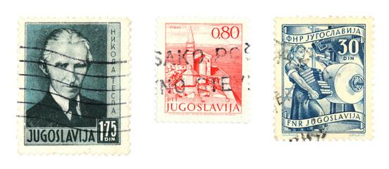 Yugoslavia stamps