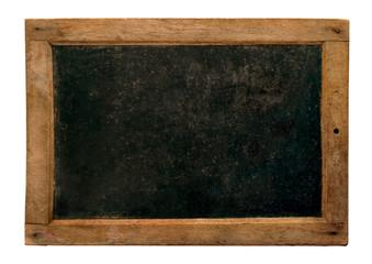 Vintage small school blackboard