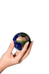 World in your hand europe