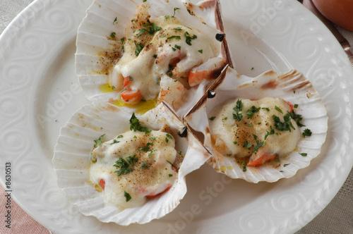 Antipasto di pesce caldo - Cucina del Veneto\
