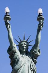 statue de la libertée