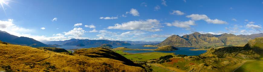 Panorama Neuseeland