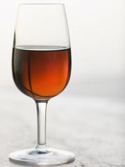 Glass of Sweet Marsala