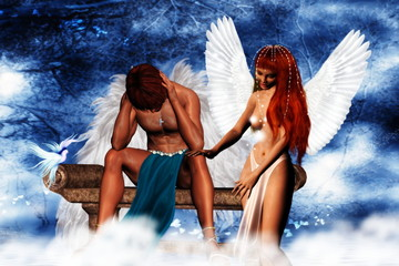 if Angels cry
