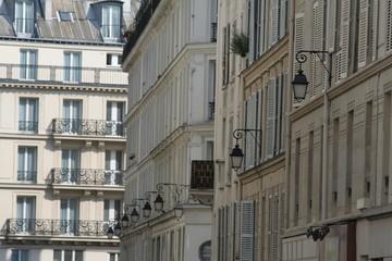 architecture parisienne