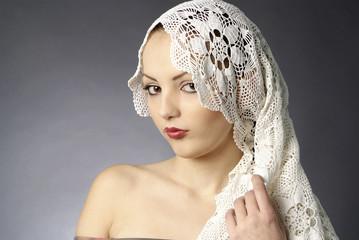 Glamour women portrait