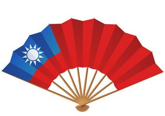 Eventail de Taïwan (détouré)