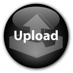 """Upload"" button (black)"