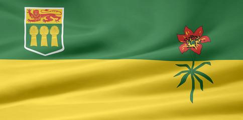 Saskatchewan Flagge