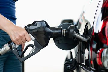 Foto op Plexiglas Pumping Gas
