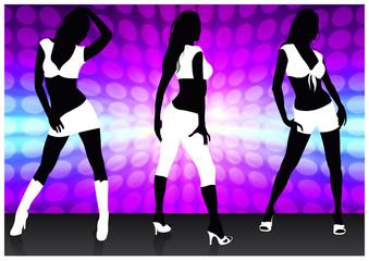 Girls on the dance floor 2