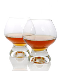 Cognac wineglass