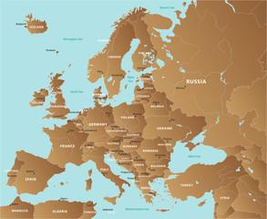 Europakarte_Länder_Hauptstädte0