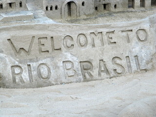 Welcome to Rio brasil