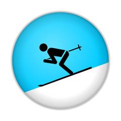taste skifahren