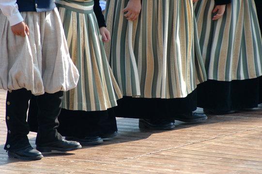 pas de danse bretonne