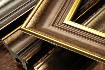 Picture frame mouldings