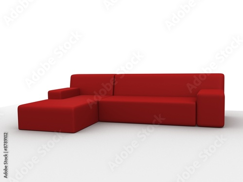 Rote Wohnlandschaft Stock Photo And Royalty Free Images On Fotolia