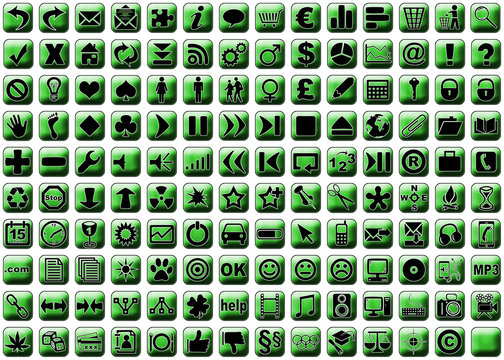 Icon Series 2 Green