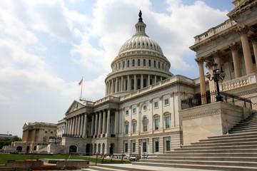 Capitol Hill in Washington, DC