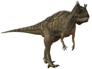 Ceratosaurus nasicornis-3D Dinosaurier