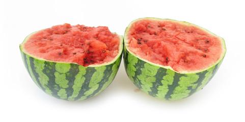 Watermelon broken