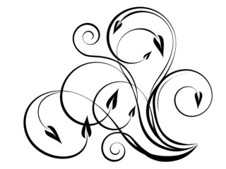 Abstract lines . Vector