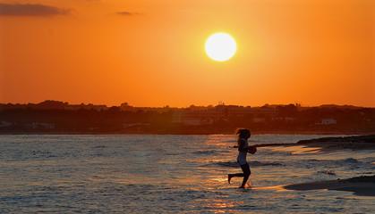 run on the sea water