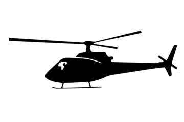 Vektor Grafik Helicopter