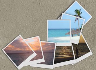 Polaroid Collage 2A