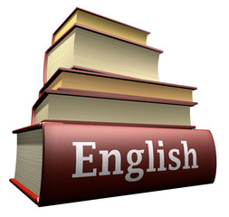 education books of english